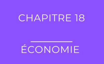 Les modalités de financement des activités économiques