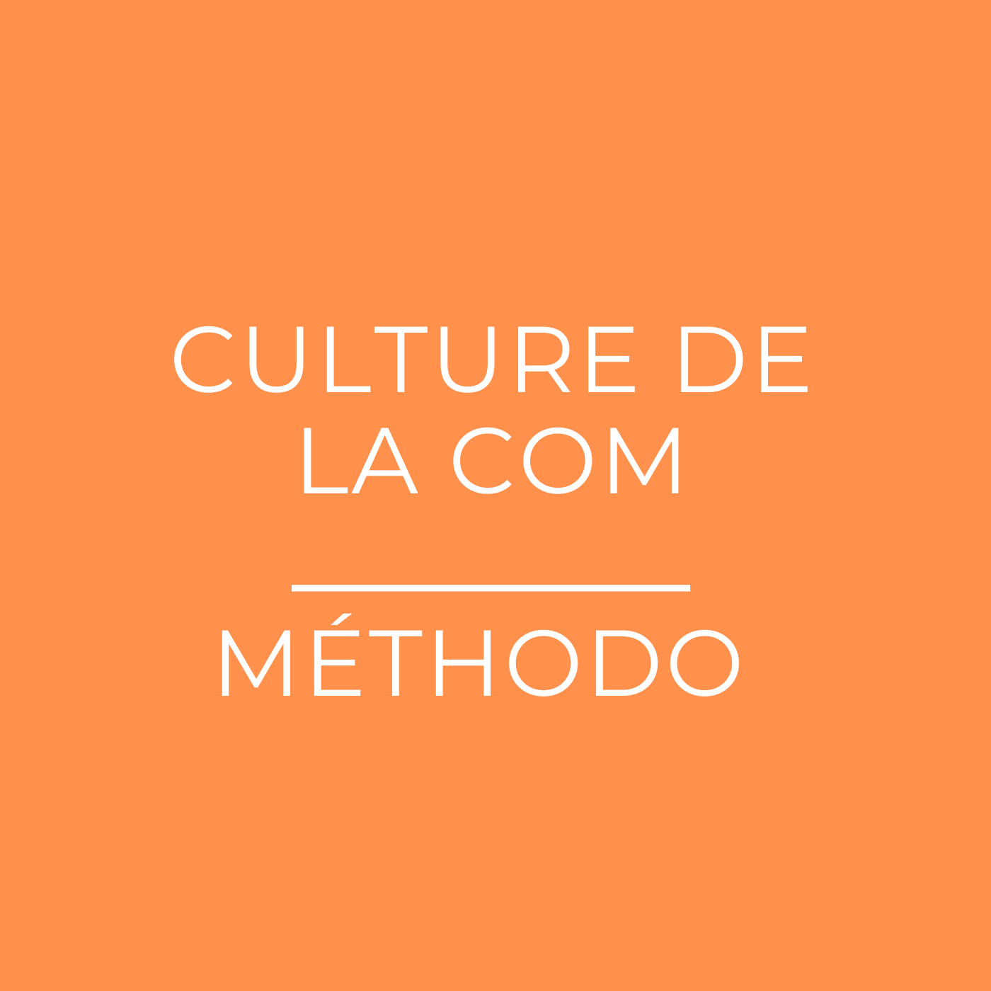 culture de la communication