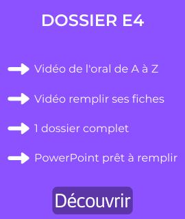 dossier E4