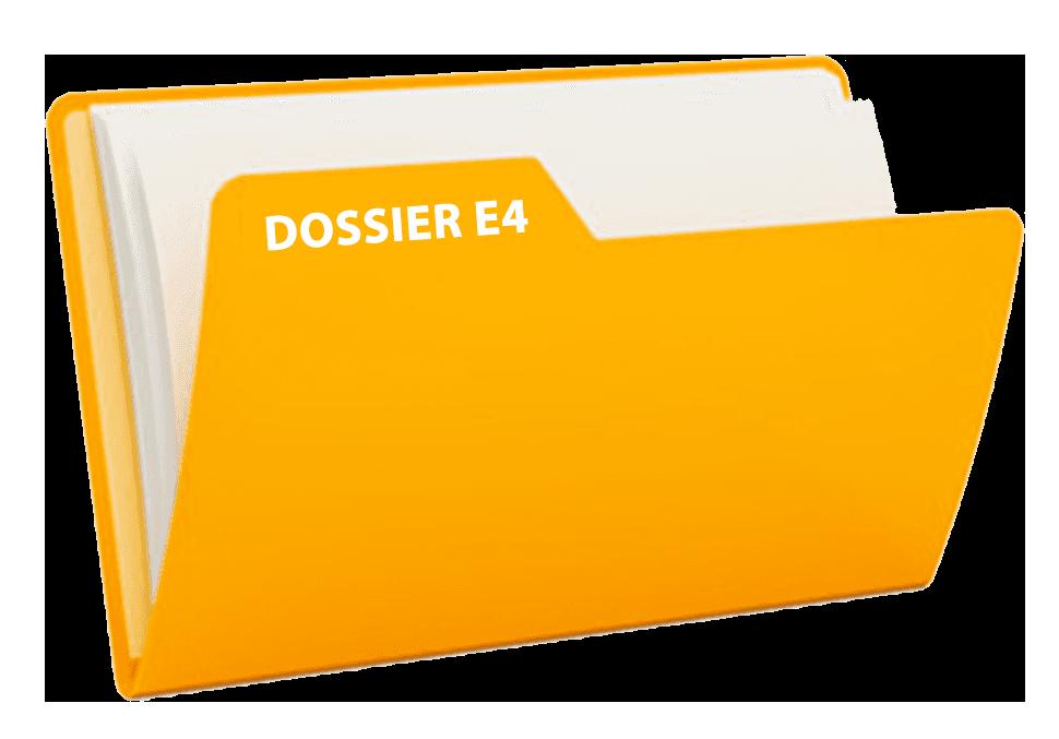 dossier E4 bts communication