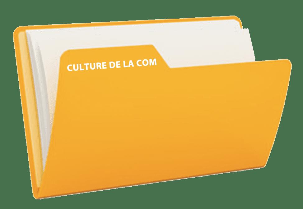 dossier cultures de la communication