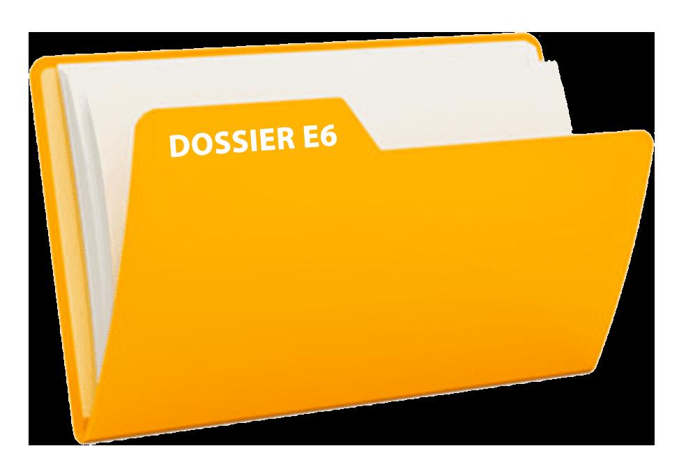 dossier E6 bts communication